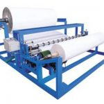 Non Woven Slitting Rewinding Machine in Gujarat