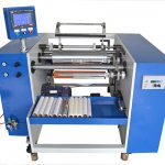 PVC Cling Film Slitting Rewinding Machine Dealer in Ahmedabad