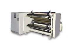 PVC Tape Slitting Rewinding Machine in India