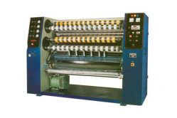 Stretch Film Slitting Rewinding Machine in India